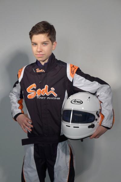 Julian Kesselhut - Kartsport Team Umkirch