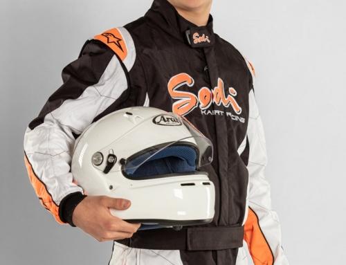 2. Platz bei der ADAC Leihkart-Meisterschaft 2019 für unseren Teamfahrer Fabio Martorana